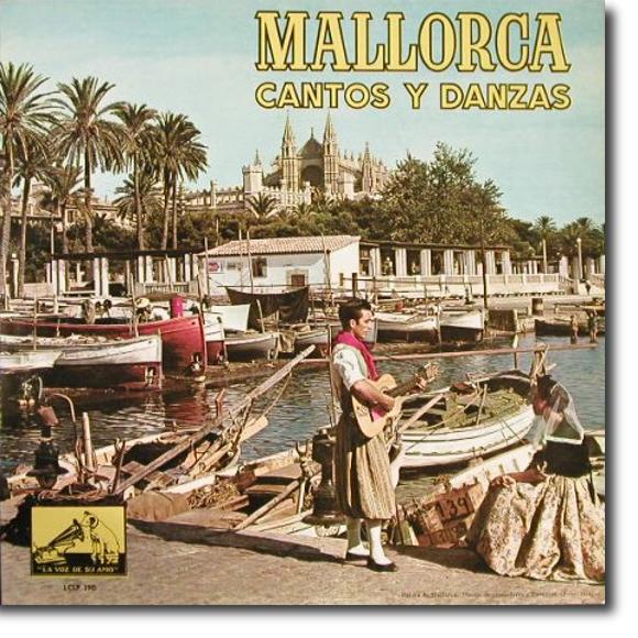 Aires de Muntanya, Mallorca, cantos y danzas
