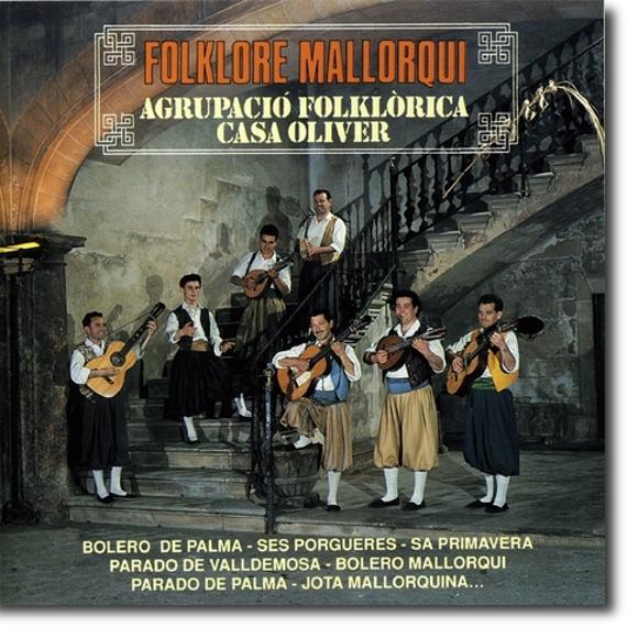 Agrupació Folklòrica Casa Oliver, Folklore mallorquí