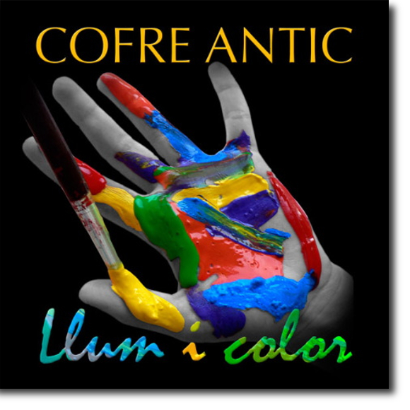 Cofre Antic, Llum i color