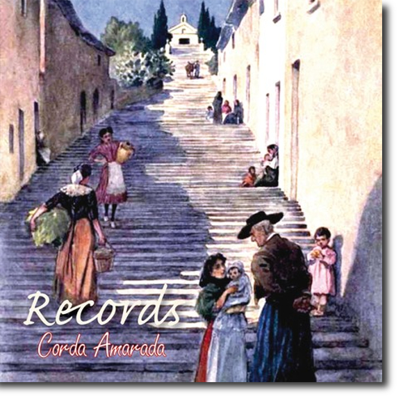 Corda amarada, Records