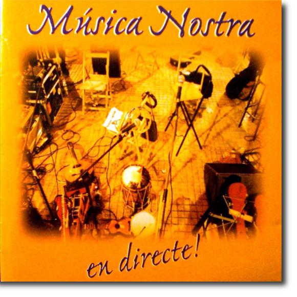 Música Nostra, En directe!