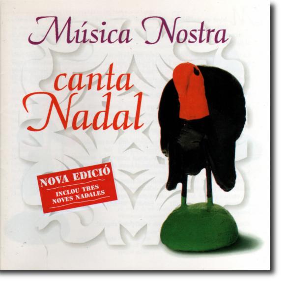Música Nostra, Canta nadal (nova edició)