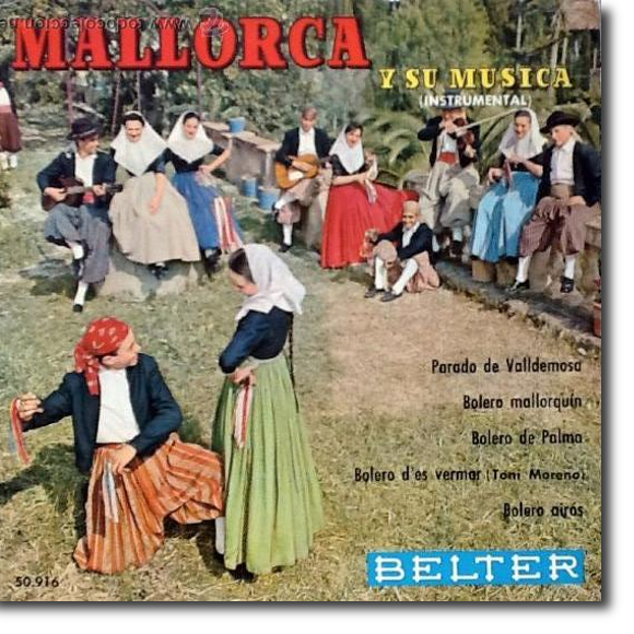 Agrupación El Parado de Valldemossa, Mallorca y su música (Instrumental)