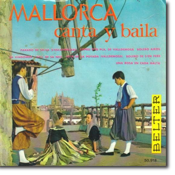 Agrupación El Parado de Valldemossa, Mallorca canta y baila