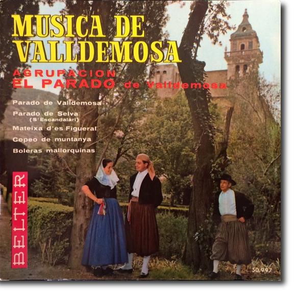 Agrupación El Parado de Valldemossa, Música de Valldemossa