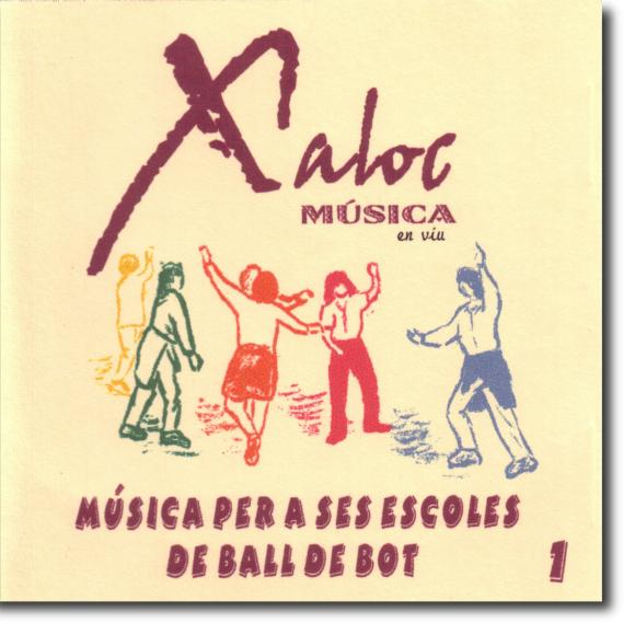Xaloc Música, Música per a ses escoles de ball de bot
